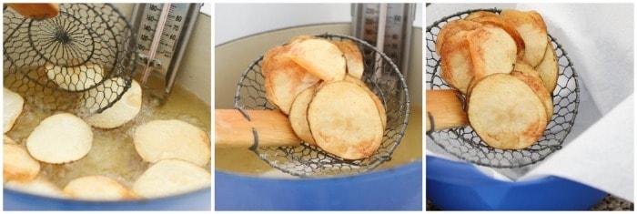Crispy Homemade Potato Chips