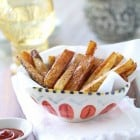 Homemade Cajun French Fries