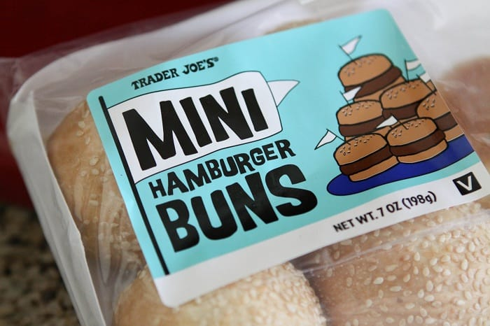 Image of Mini Hamburger Buns
