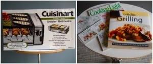 Cuisinart Griddler Grill Giveaway