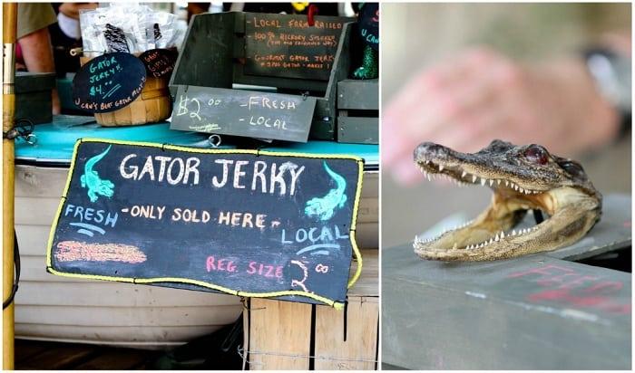 Image of Gator Jerky