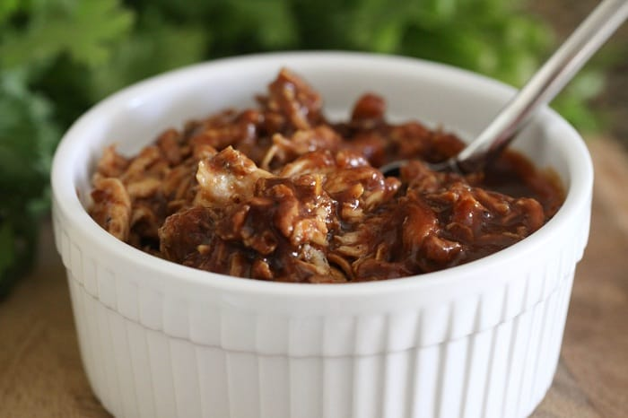 Image of Shredded BBQ Chicken