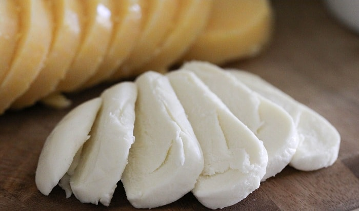Image of Sliced Mozzarella