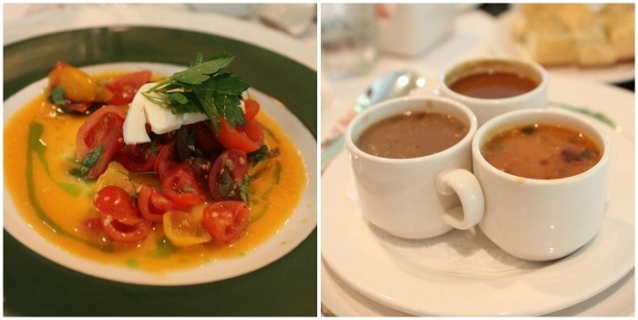 Image of Appetizers at Commander's Palace