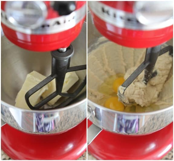 Image of Creaming Butter & Sugars