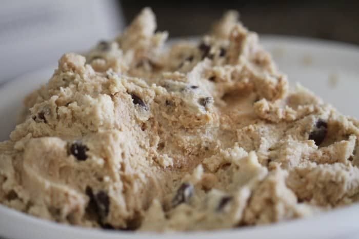 Image of Peanut Butter Truffle Chocolate Chip Cookie Dough