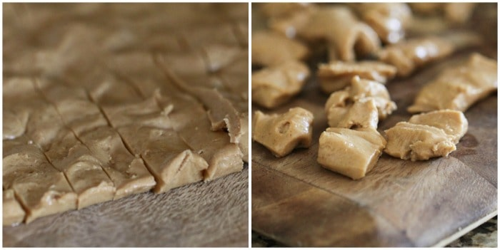 Image of Peanut Butter Truffle Squares