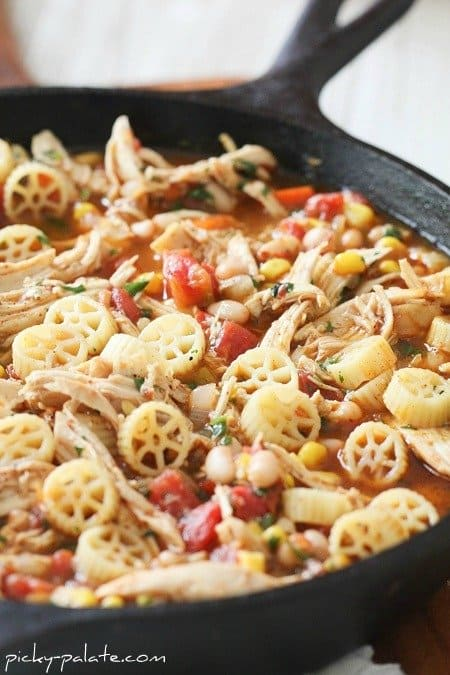 Image of Southwest Chicken Chili Mac