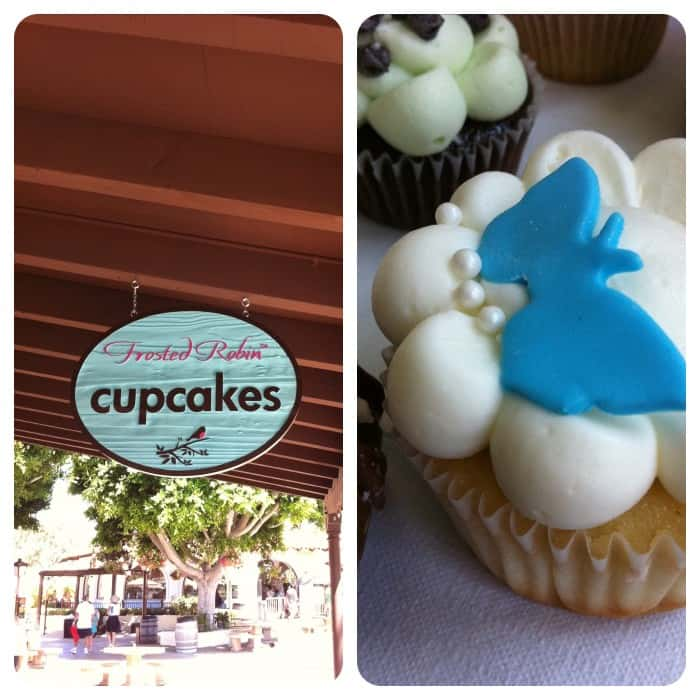 Image of a Cupcake from Frosted Robin Cupcakes