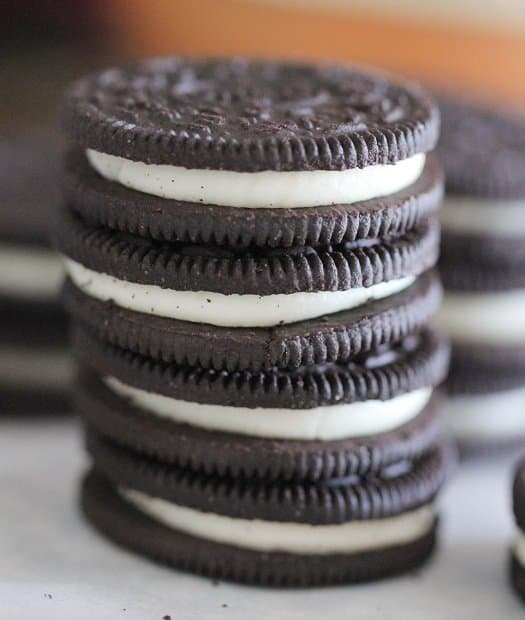Image of Stacked Oreos