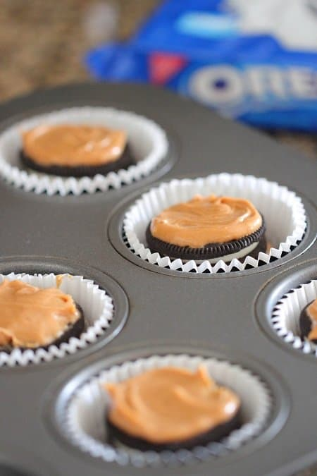 Image of Oreos and Peanut Butter