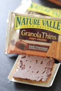 Granola Thins, nature valley 018