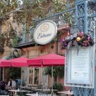 Disneyland's French Market Restaurant