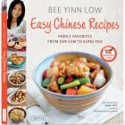 Easy Chinese Recipes Cookbook Giveaway!  3 Winners