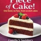Piece of Cake Cookbook Giveaway!  3 Winners