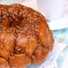 Pumpkin Monkey Bread with Camber of Food Snots....Guest Post