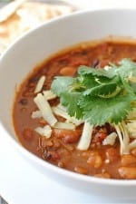 Classic Beef and Bean Chili With Bev Cooks!