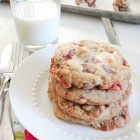 Cherry, Chocolate Chunk and Marshmallow Cookies…aka Reed's Pantry Cookies