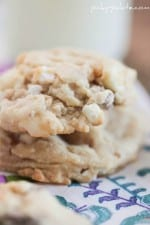 Image of Chocolate Chunk Cookies with Marshmallow & Toffee