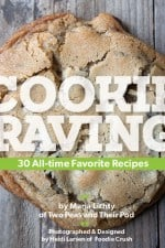 Cookie Cravings Cookbook Giveaway