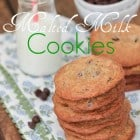 Pioneer Woman's Malted Milk Chocolate Chip Cookies