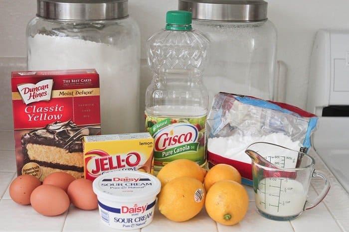 Starbucks Iced Lemon Pound Cake Copycat Recipe Picky Palate