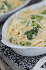 Image of Stovetop Broccoli & Cheese Chicken Pasta