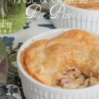 Gruyere and Ham Mac and Cheese Pot Pies