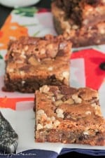 Loaded Malted Chocolate Chip Cookie Bars
