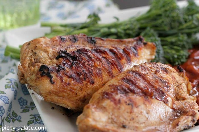 Image of Cumin, Lime & Garlic Grilled Chicken