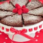 Image of a Flourless Chocolate Cake