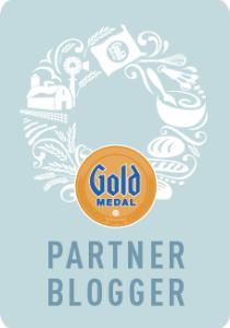 Gold Medal Badge