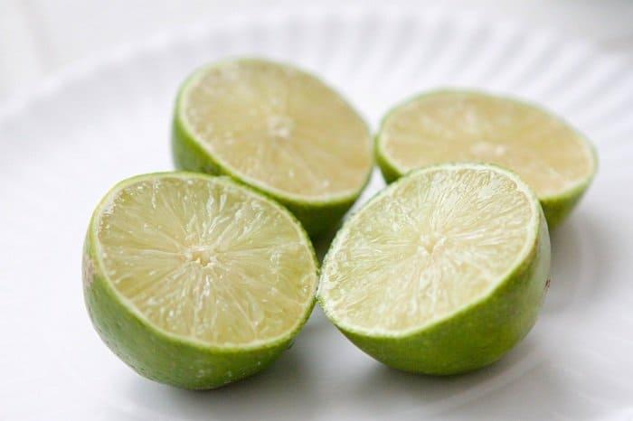 Blueberry Lime-Aid Slushy - Picky Palate