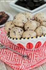 No-Bake Stuffed Cookie Dough Bites