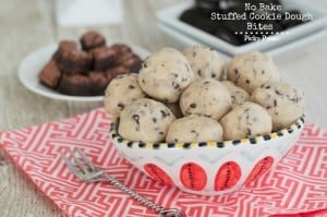 No Bake Stuffed Cookie Dough Bites 5 text
