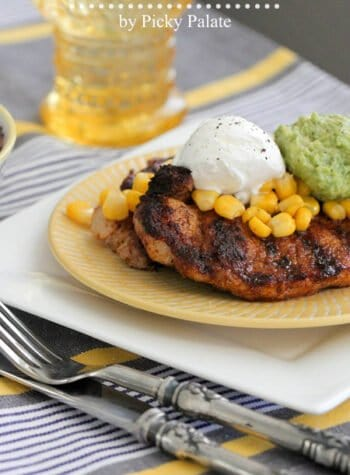 Image of Taco Style Grilled Pork Chops