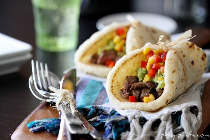 My Restaurant Style Carne Asada Soft Tacos are perfect for any night ...