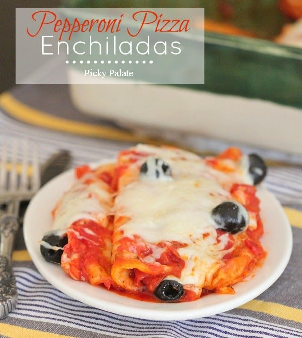 Pepperoni Pizza Enchiladas 1 text