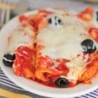 Image of Pepperoni Pizza Enchiladas