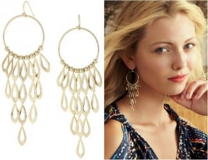 Tirgris Earrings