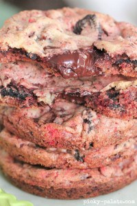 Cany Cane Oreo Chocolate Chunk Cookies 3