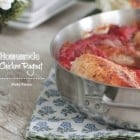 My Set, My Homemade Chicken Ragout plus Giveaway