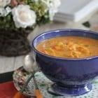 Hearty Chicken Pumpkin Soup