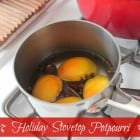 How to Make Holiday Spice Simmering Stovetop Potpourri