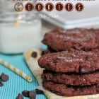 Brown Butter Salted Chocolate Chunk Cookies
