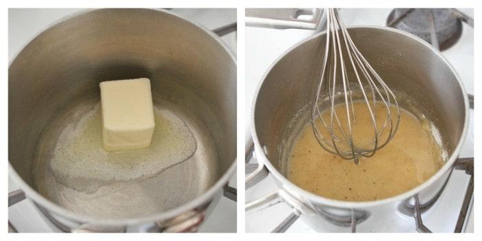 Pancetta and Sweet Pea Cheesy Farro - Picky Palate