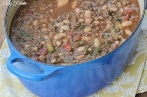 Salsa Verde Ranch Style Beef Chili 2