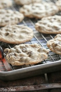 Soft Batch Style Chocolate Chip Cookies 5