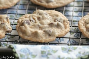 Soft Batch Style Chocolate Chip Cookies 6
