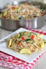 Image of Vegetable Spaghetti